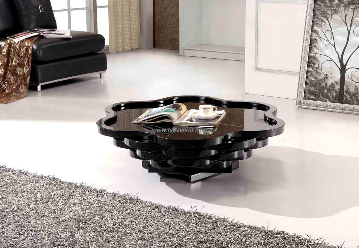 18++ Unique black coffee tables trends