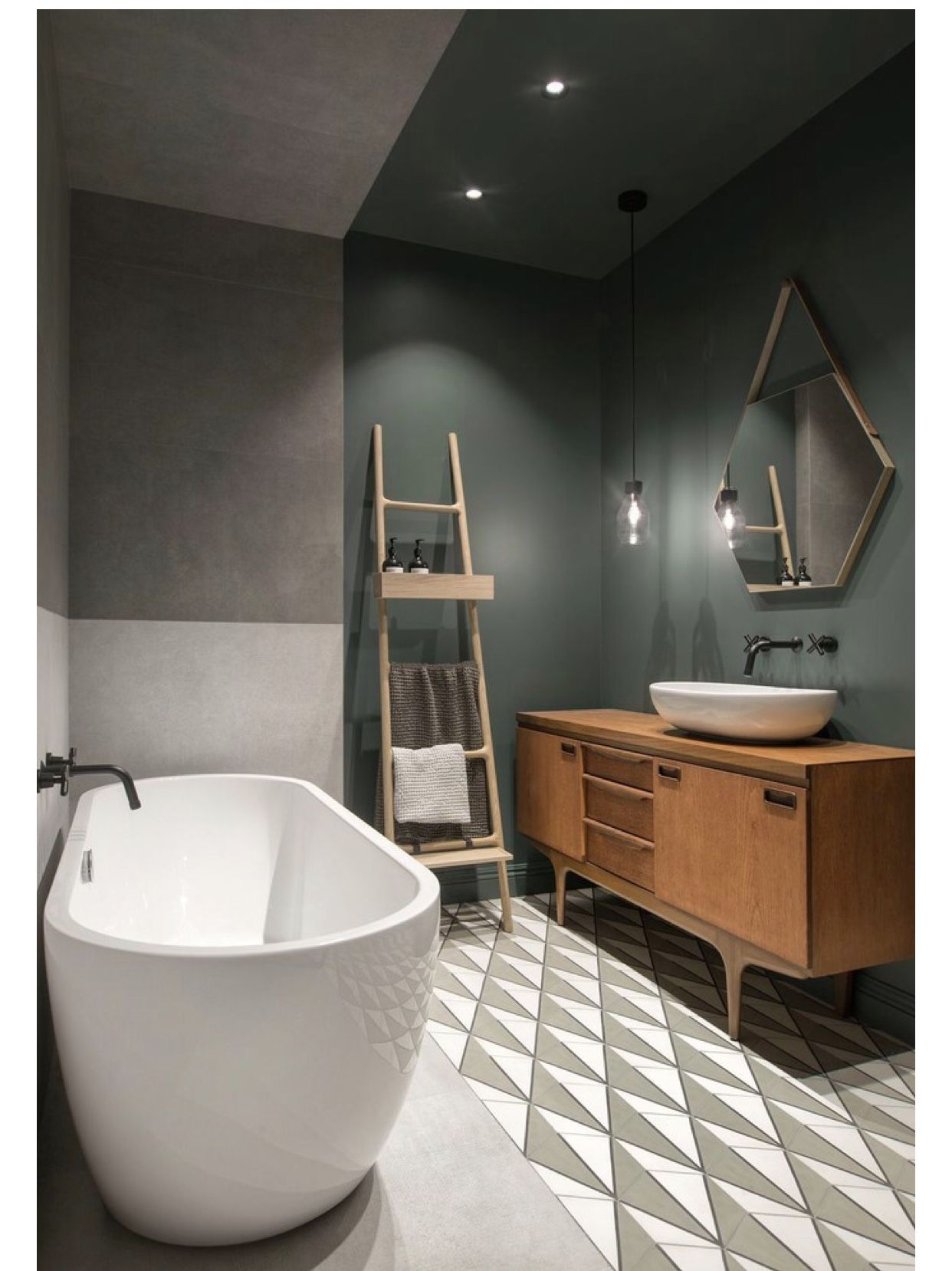 salle de bain minimaliste gares conception badkamer bathroom. Black Bedroom Furniture Sets. Home Design Ideas