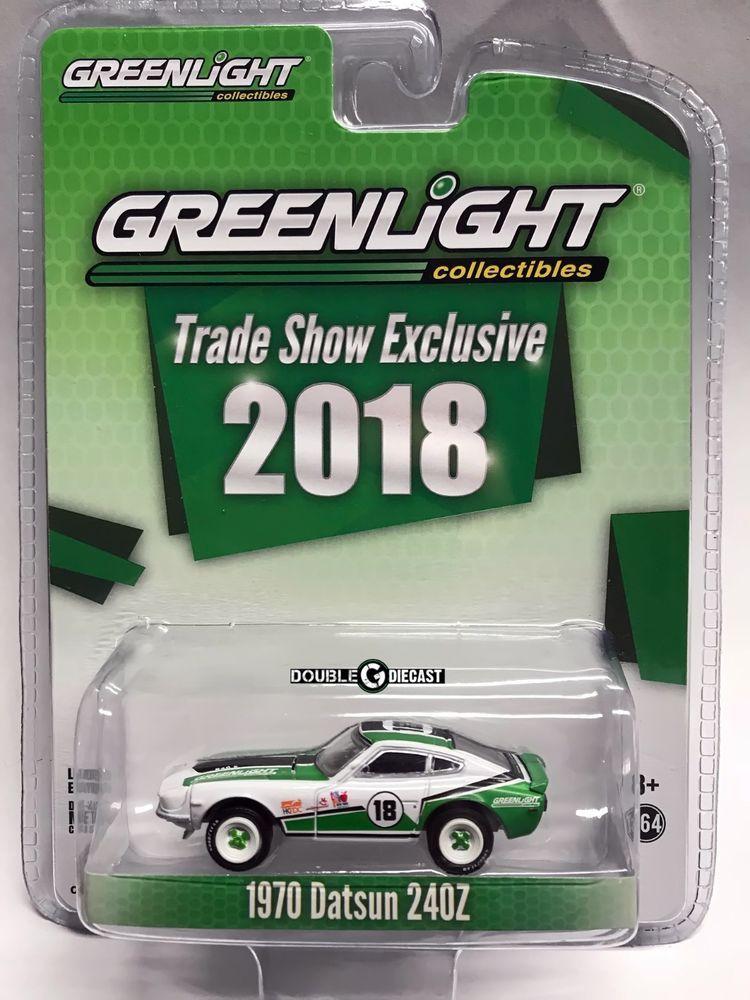1970 Datsun 240Z #18 * Greenlight Racing Team 2018 * Trade
