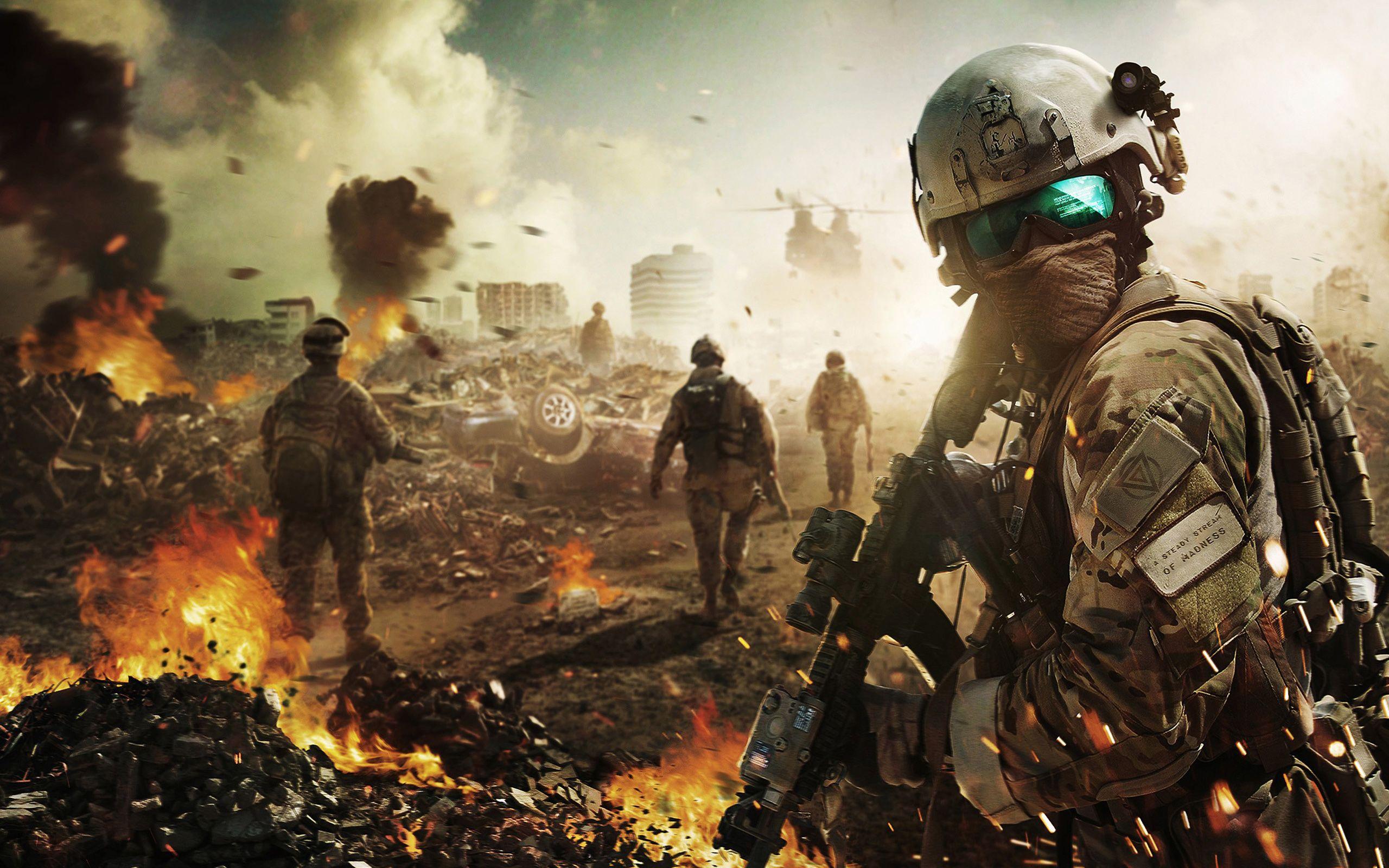Sci Fi Mech Robot Soldier Mecha Wallpaper 1920x1440 450190 Future Soldier Gaming Wallpapers Battlefield