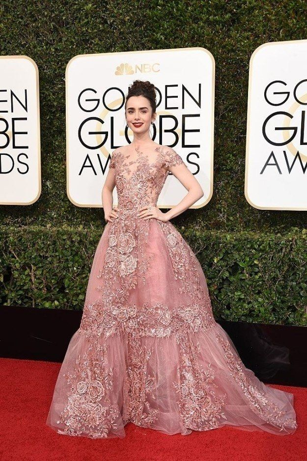 OK, So Who Wore It Better: Golden Globes Edition