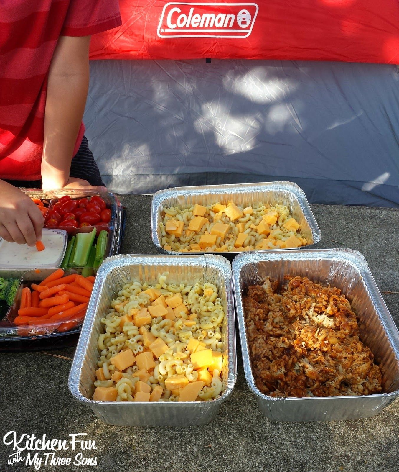 Camping Recipes & Ideas That Kids Will Love From