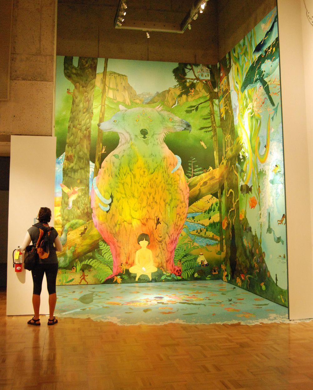 Oakland Museum Of California Kozyndan Art