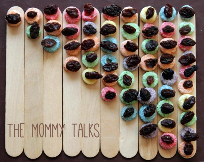 Make your own counting sticks | Math Games and Activities ...