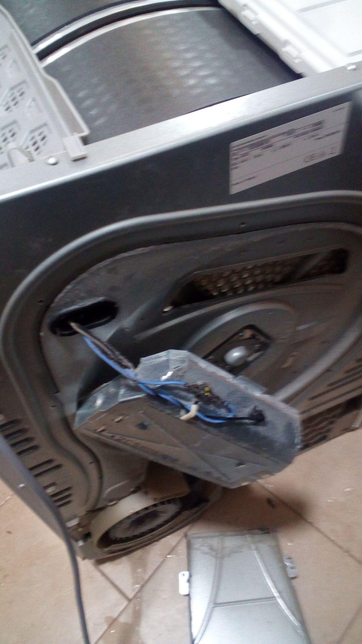 Limpieza De Sacadora Bosh Limpieza Electrodomesticos Y Servicio
