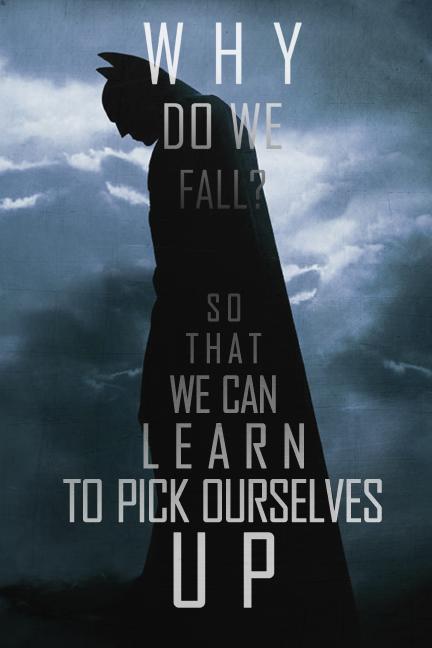 Batman Begins | Justice league | Batman, Batman quotes, Comics