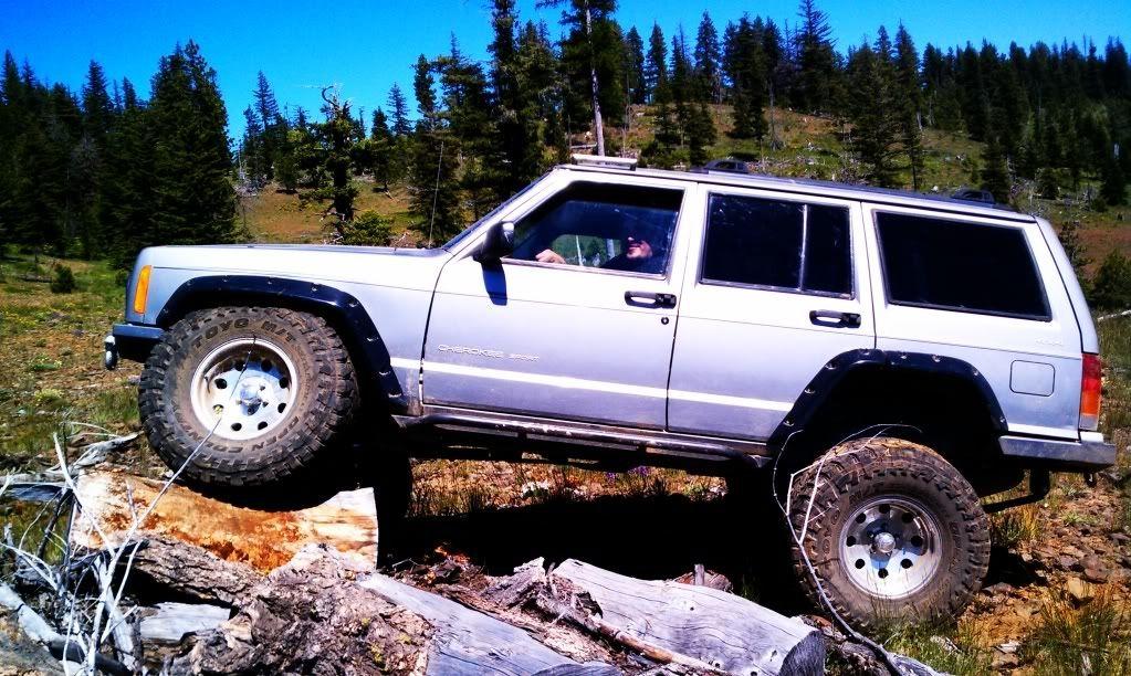 V2 Jeep Cherokee Xj Heavy Duty Fender Flares Jeep Cherokee Xj