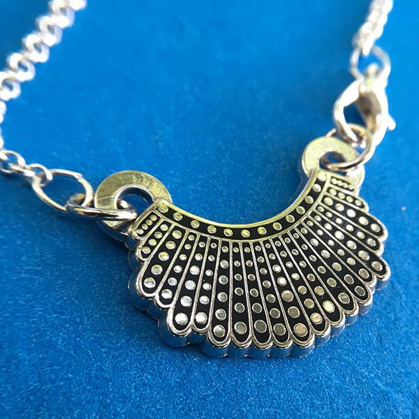 Dissent Collar Necklace Collar necklace, Necklace