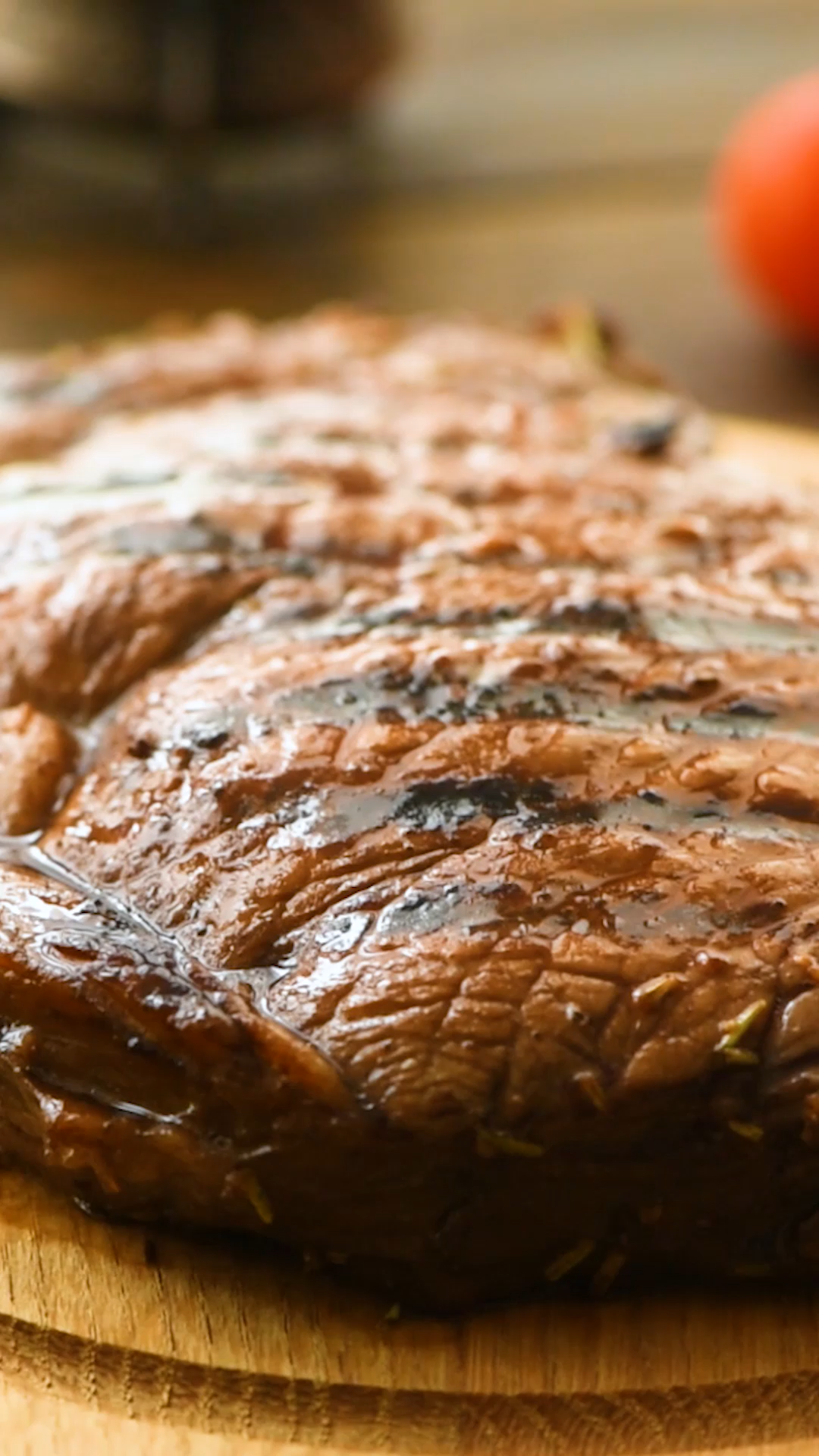 Balsamic Steak Marinade