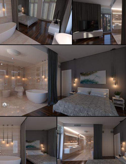 3d Room Interior Design: Bedroom Design, 3d Living Room, Bedroom