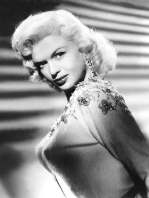 Sweater girl the girl next door pinterest girls for How old was jayne mansfield when she died