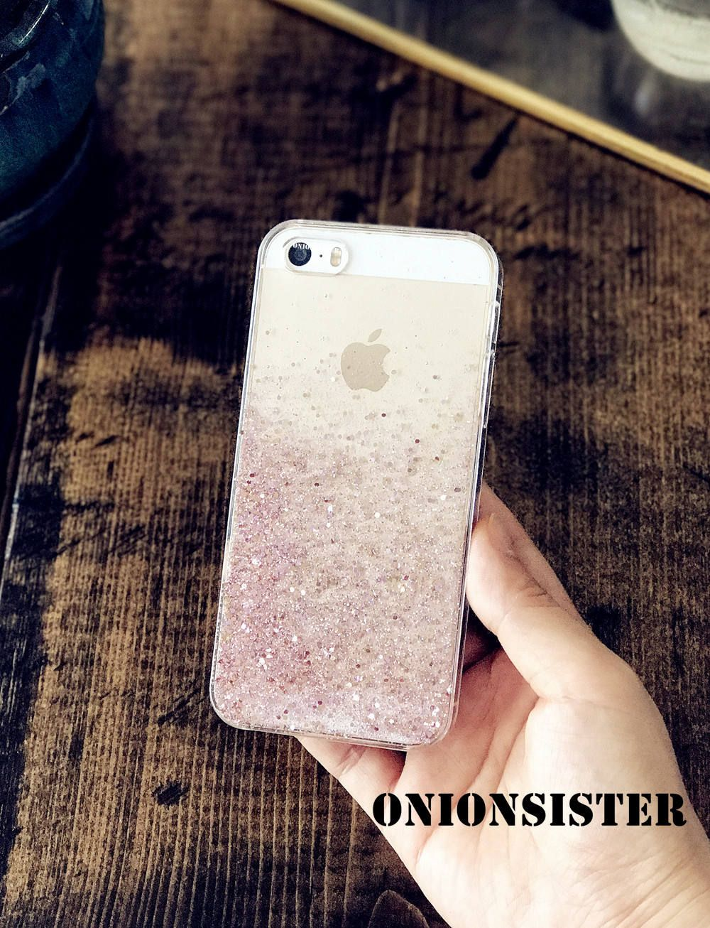 clear sparkly iphone 8 case