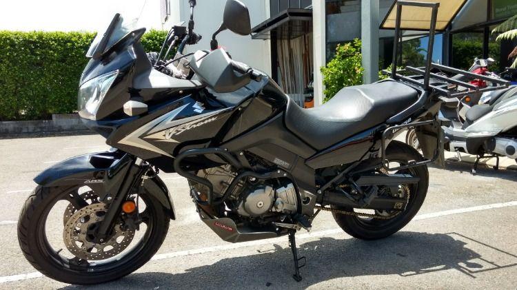 Gold Coast Motorcycles offering Suzuki DL650A Second Hand