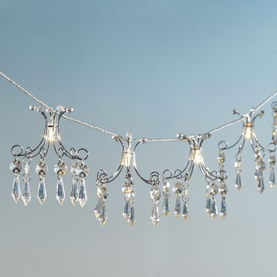 Dangling Beads String Light 30 Strand Pier One Imports Accent Lighting Lights Hanging