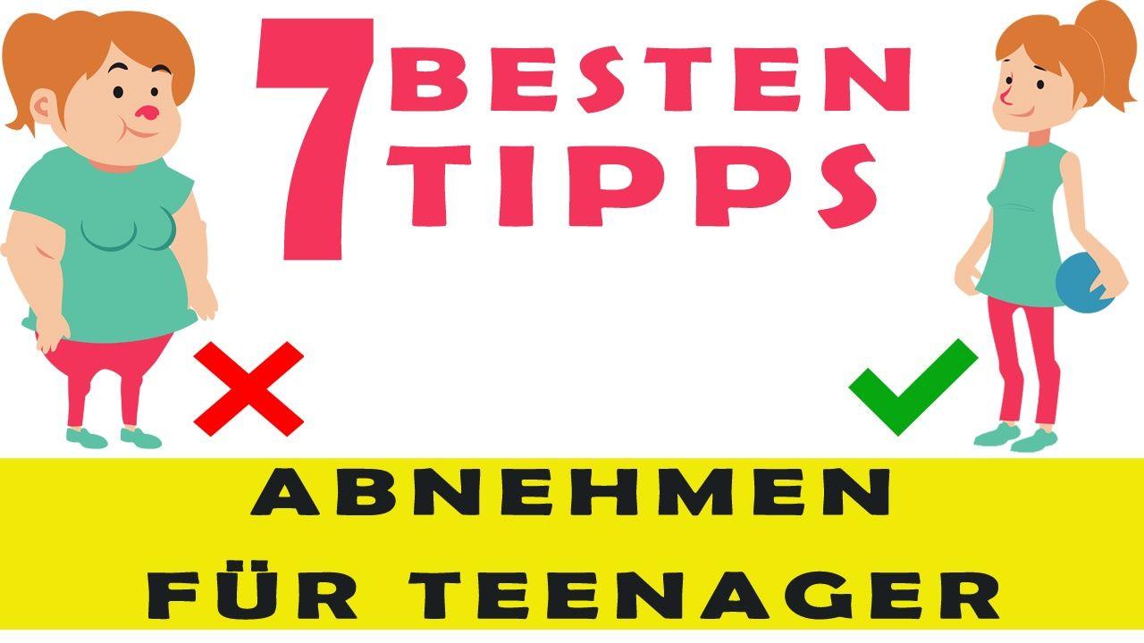 wie können teenager am besten abnehmen