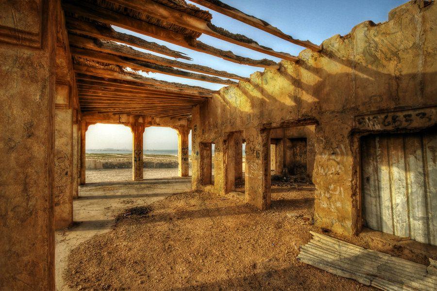 Qatar - Al-Wakra - Abandoned Place | Abandoned places ...