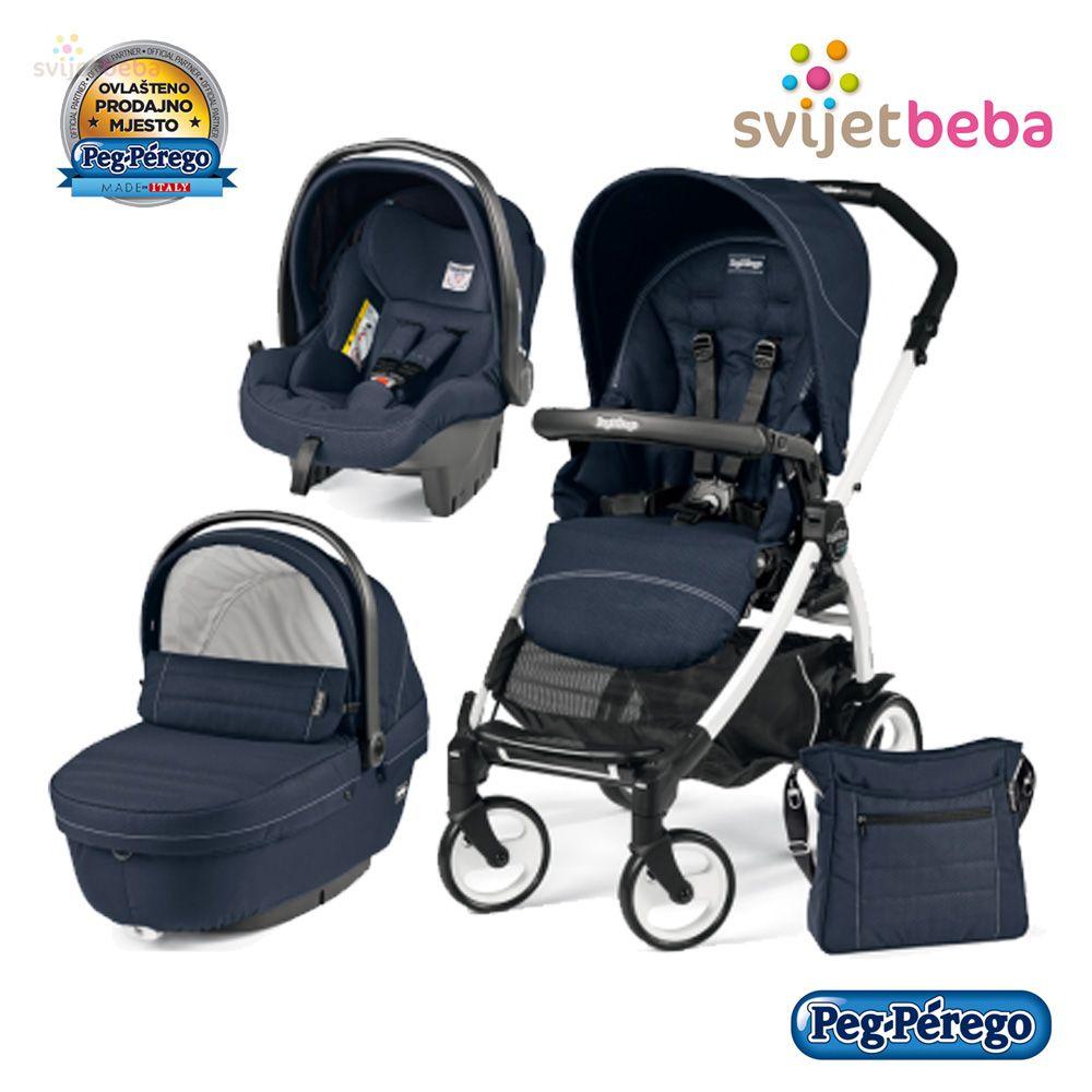 Djecja Kolica 3u1 Book Plus 51 Svijet Beba Peg Perego Baby Stroller Accessories Baby Jogger Stroller