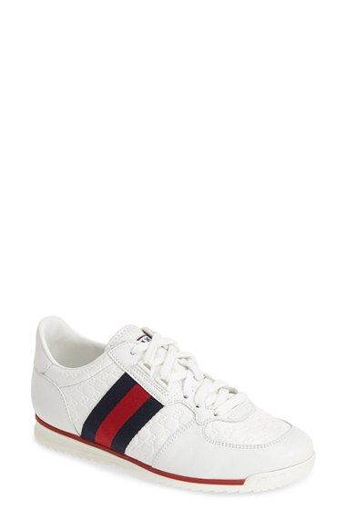 7ae71036f4f Gucci Sport Sneaker (Women) Chaussures De Sport Mignonnes