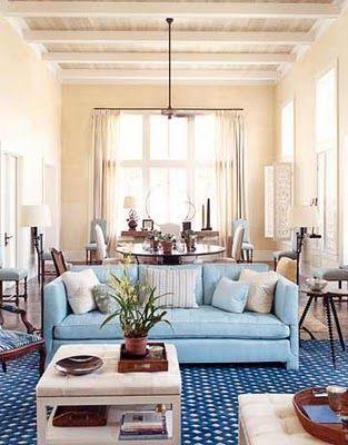 Light Blue Sofa Living Room Ideas
