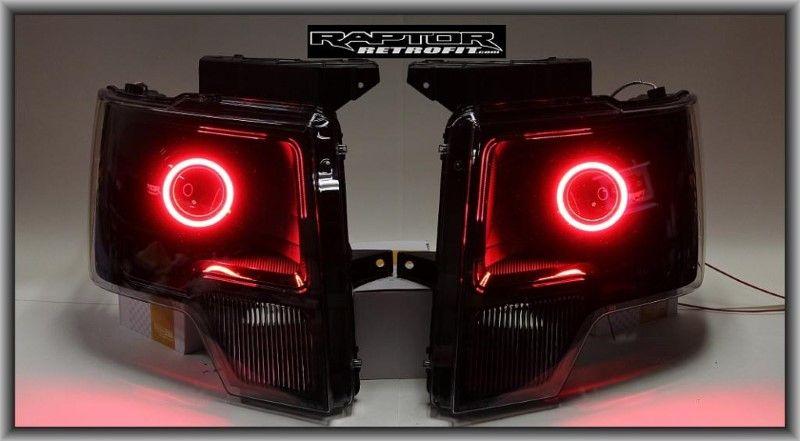 raptor retrofit headlights - fx-r build-6.jpg 800×441 pixels
