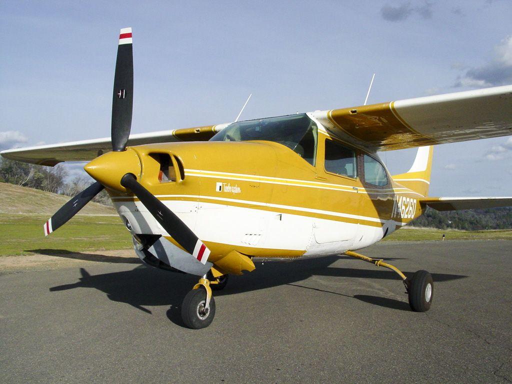 1971 Cessna 210L Turbo Centurion