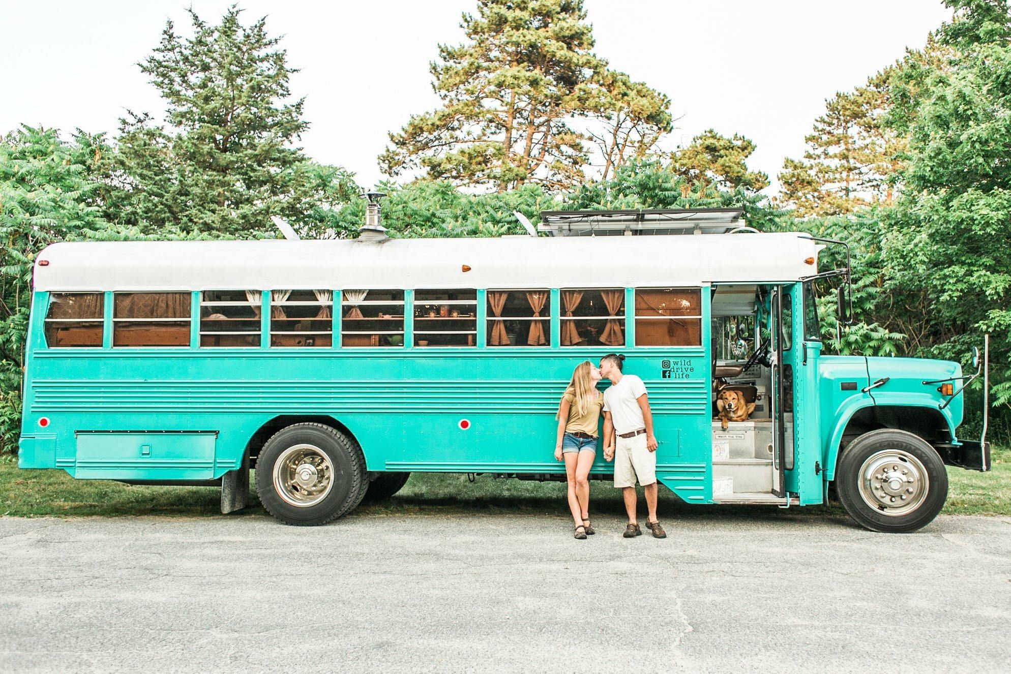 How much did our bus conversion cost planning