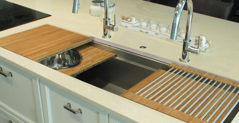 The Galley Kitchen Ideal Workstation 5 It Offers Same Maximum Function As Larger Galleys At A Size That Works Very Well In Most Kitchens