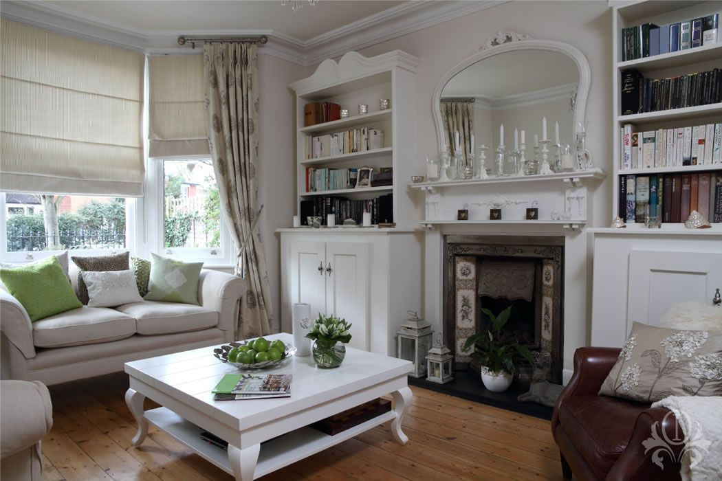 Znalezione obrazy dla zapytania victorian house interior design