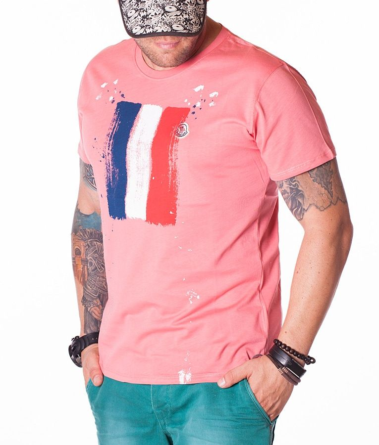 camiseta moncler