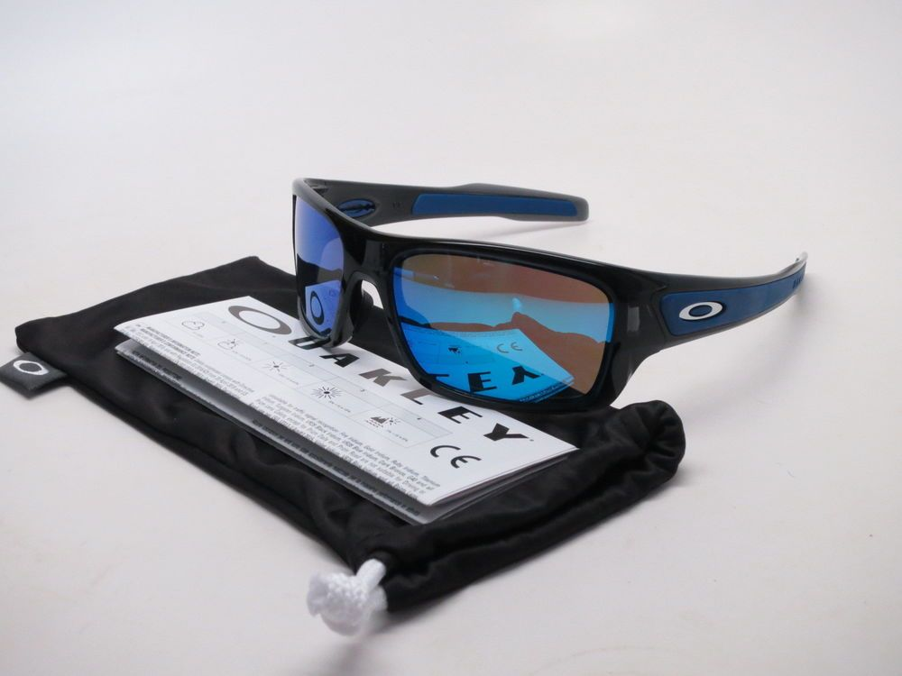 1fd7bc656f Oakley Flak 2.0 XL Sunglasses Brand   Oakley Model Number   OJ9003-0357  Model Name   Turbine XS Frame Color   Black Ink Lens Color   Sapphire  Iridium ...