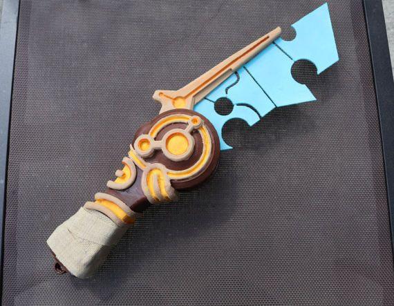 Ancient Guardian Arrow 3d Print Sheikah Breath Of The Wild