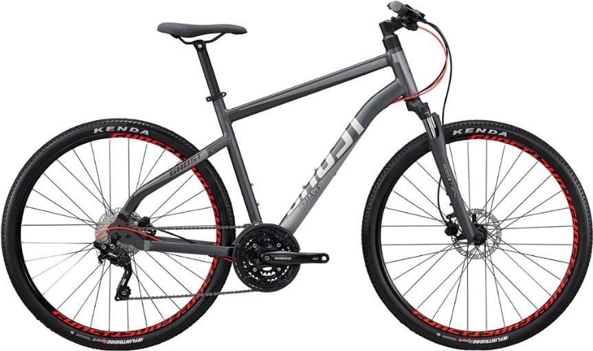 Ghost Square Cross 4 8 Bike 2018 Folding Mountain Bike