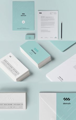 A mockup is a photo or image that can be layered with a design, font, or product image to showcase your work. 40 Free Branding Identity Mockup Templates To Download Branding Identity Mockup Branding Mockups Corporate Identity Mockup