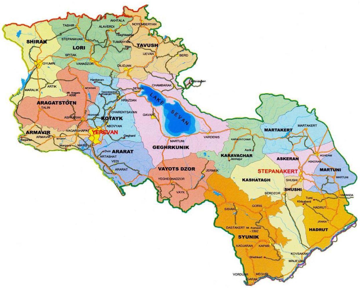 Armenia Armenien