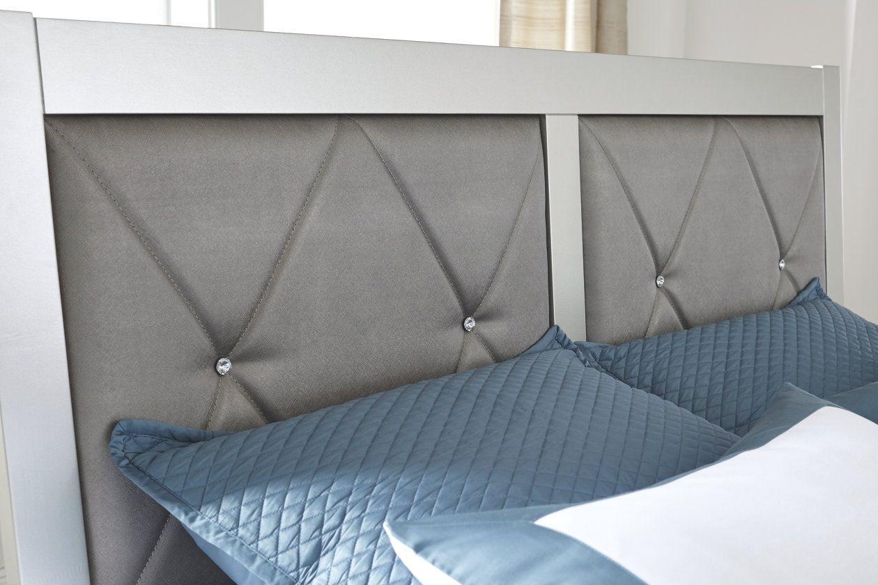 Olivet Queen Panel Bed Ashley Furniture Homestore Queen Panel Beds Queen Upholstered Bed