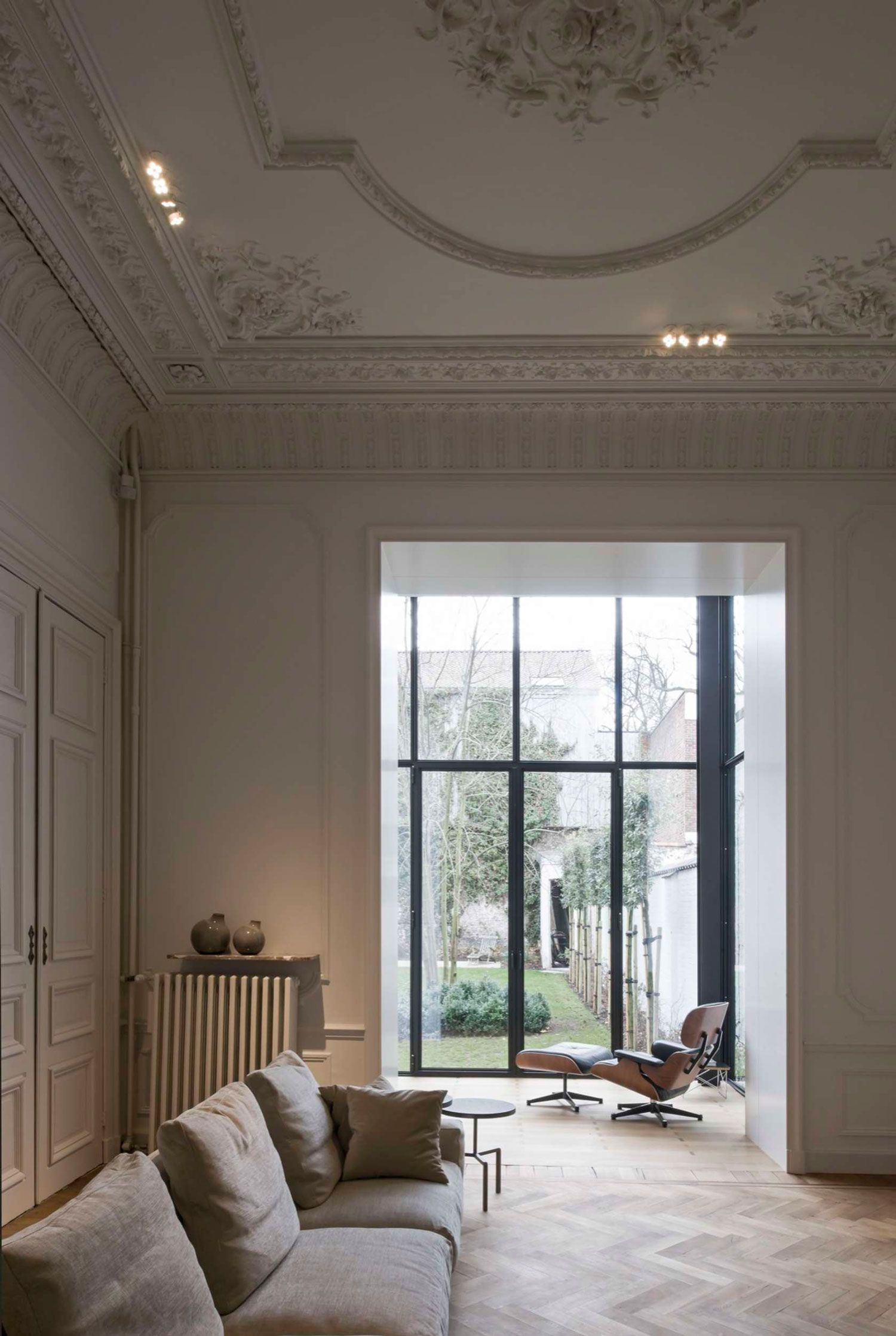 Best Historical Residence In Ghent By Hans Verstuyft Architects 640 x 480