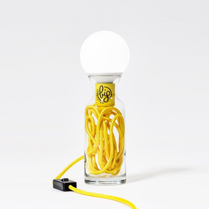 Image of Pulse Lamp Yellow