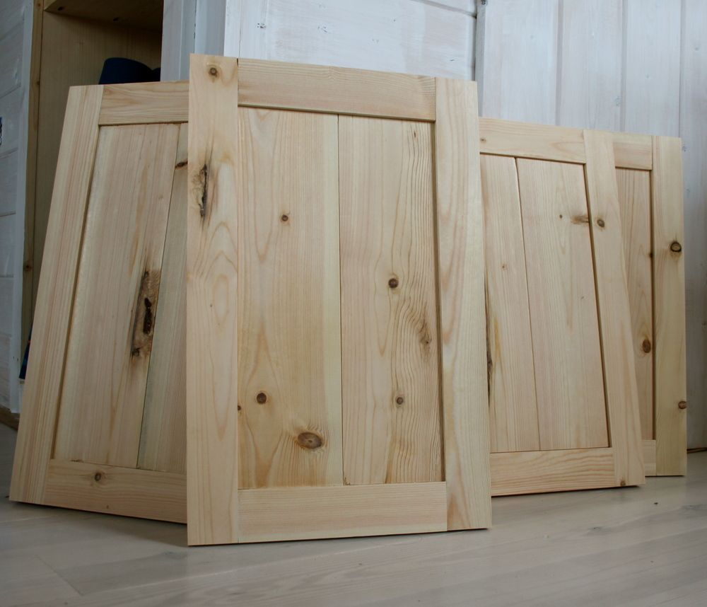 Kitchen Doors To Paint: Kitchen Cabinet Doors, Ready For Paint.