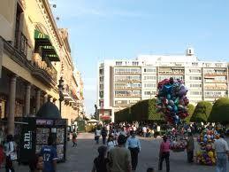 Resultado de imagen de plaza mayor leon guanajuato