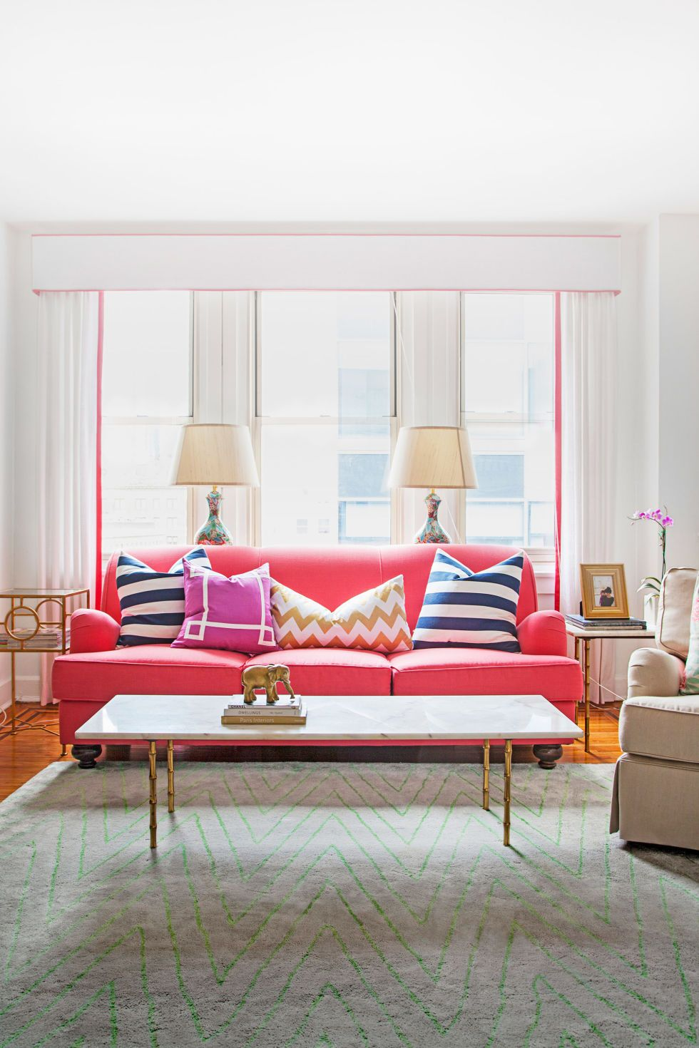 Room · \  & Go Bold and Bright with Your Decor | Apartments Doors and Spaces
