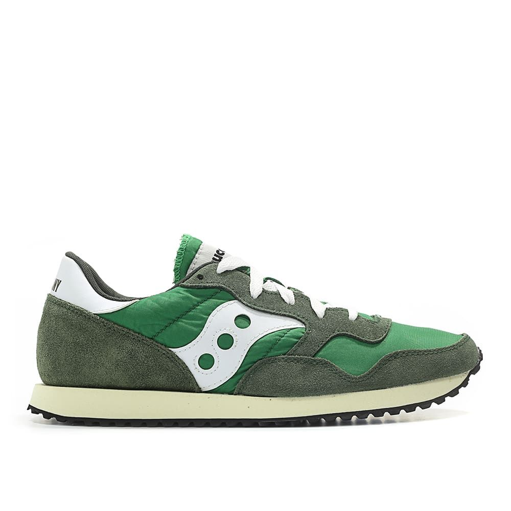 Saucony DXN Vintage Trainers GreenWhite