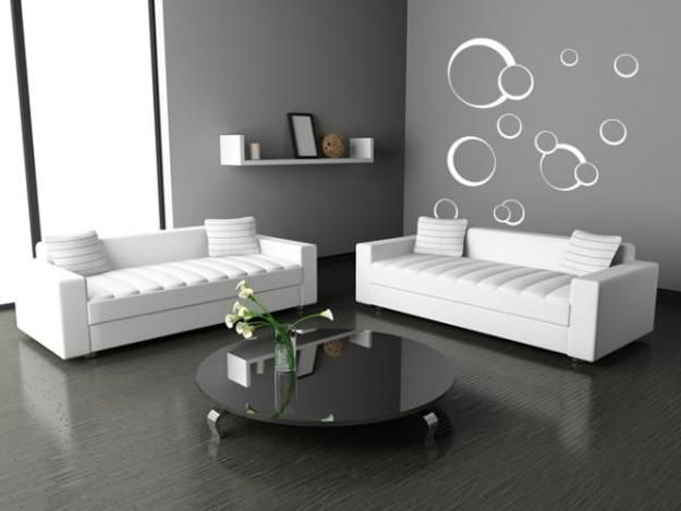 40 Modern Ideas For Interior Decorating With Stencils Best Living Room Wallpaper Wallpaper Living Room Home Decor Contemporary wall painting living room