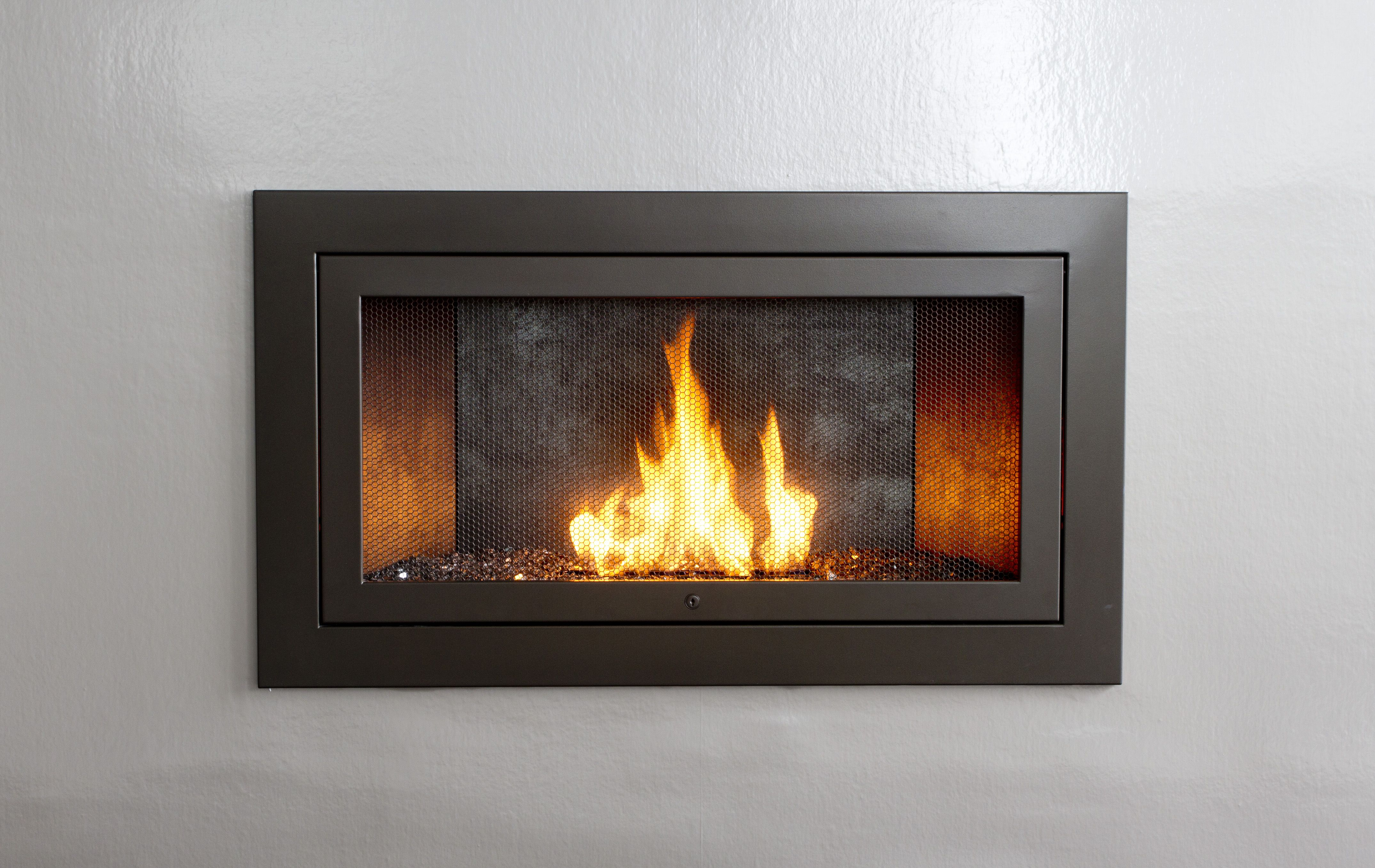 This Flickering Flame Brightens A Beautiful Upper West Side Living