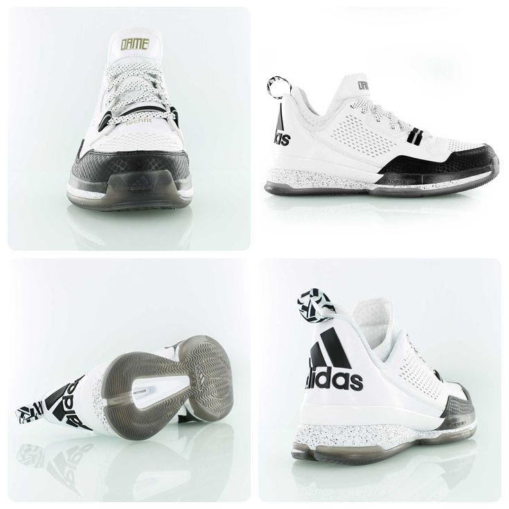 timeless design 619ed d3090 Adidas D Lillard 1 New York - Portland Trail Blazers Damian Lillards  first signature shoe.