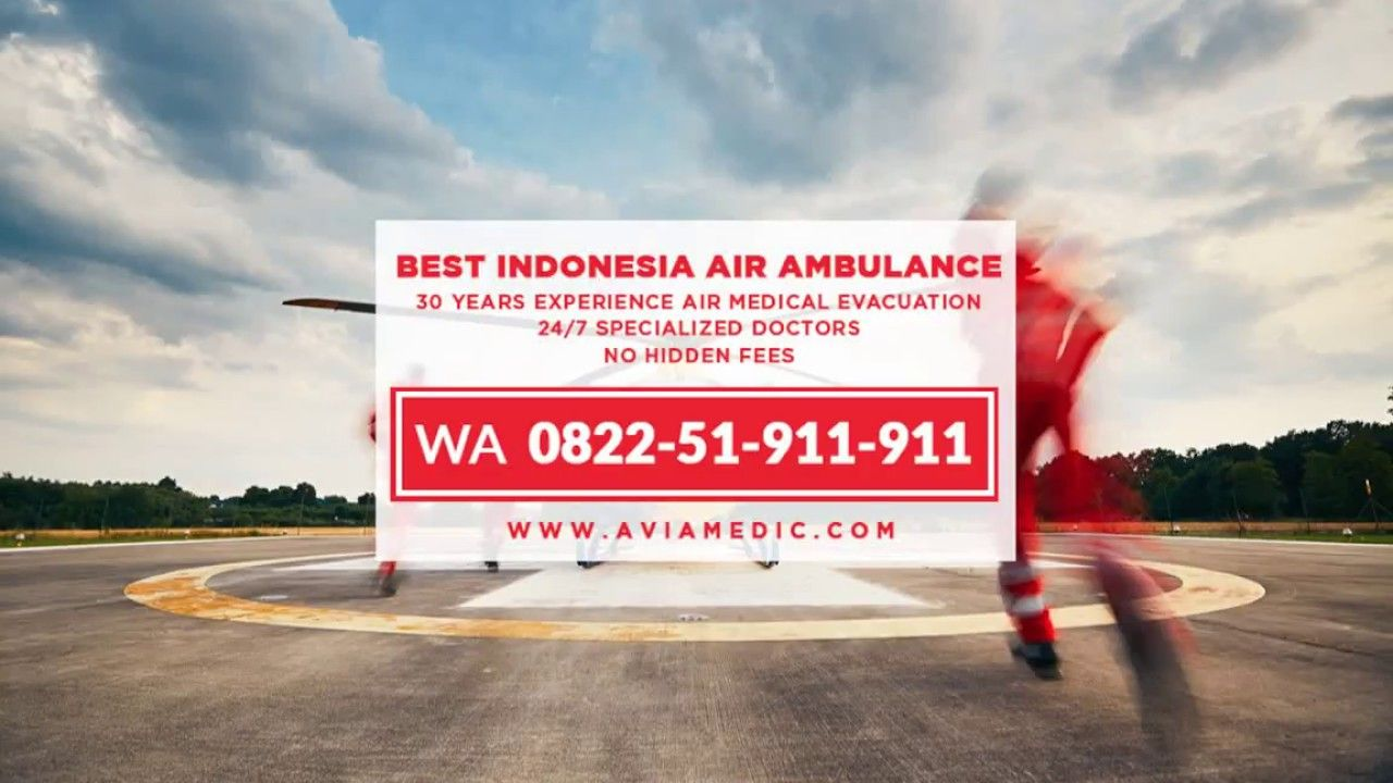 Air Ambulance Jakarta, Medical Charter Flights