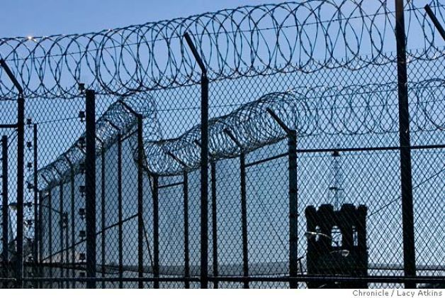 image result for prison fences