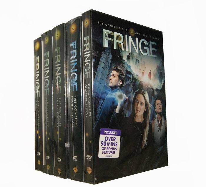 Fringe Seasons 1-5 DVD Box Set