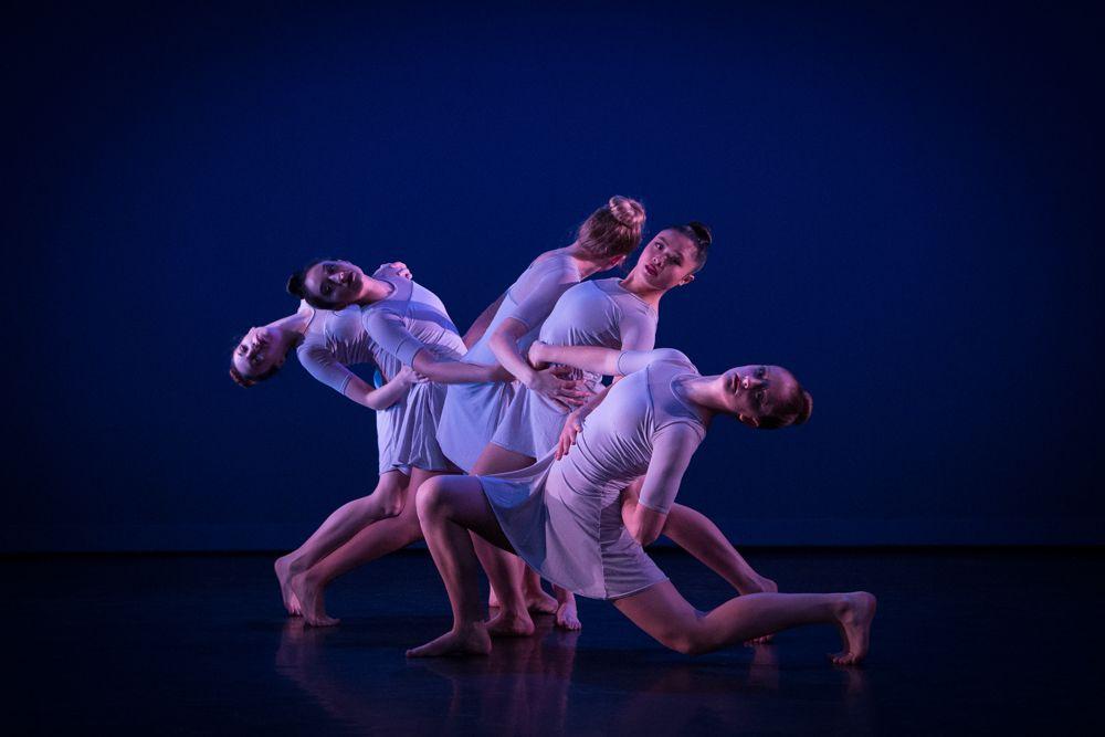 Dancers Perform Configuration The Santa Barbara Independent Dancer Emotional Arc Performance