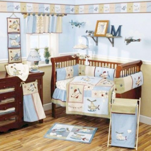 imaginative ideas to decorate your baby room
