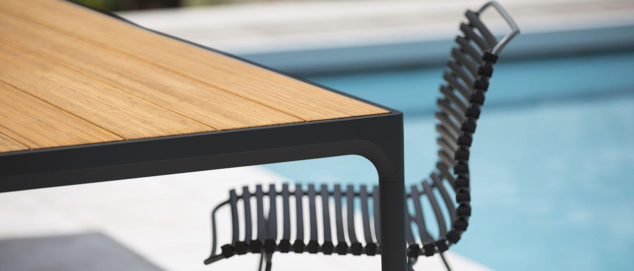 Click Dining Chair No Armrest | HOUE | Gartenmöbel, Garten